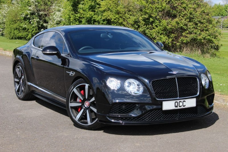 used Bentley Continental GT V8 S MDS MULLINER DRIVING SPC in essex-for-sale