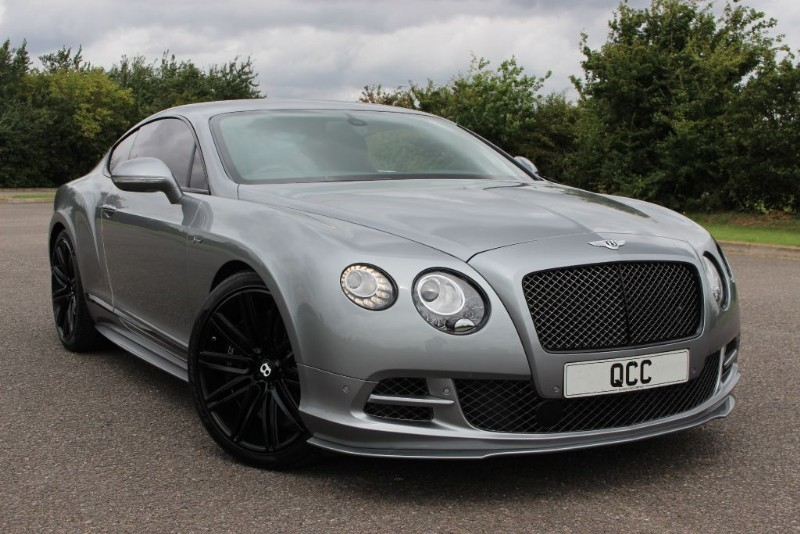 used Bentley Continental GT SPEED 2DR  in essex-for-sale