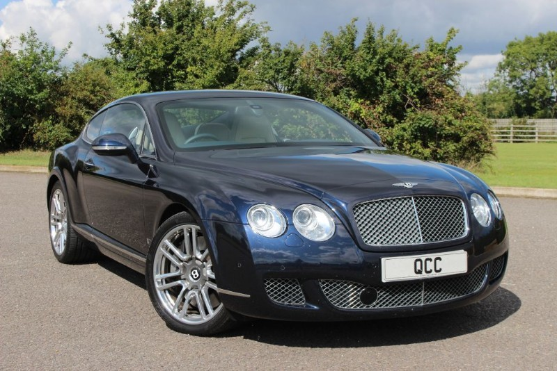 used Bentley Continental GT SERIES 51 MULLINER DRIVING SPEC in essex-for-sale