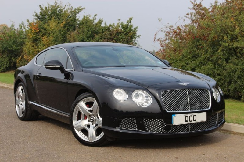 used Bentley Continental GT MDS W12 MULLINER DRIVING SPEC in essex-for-sale