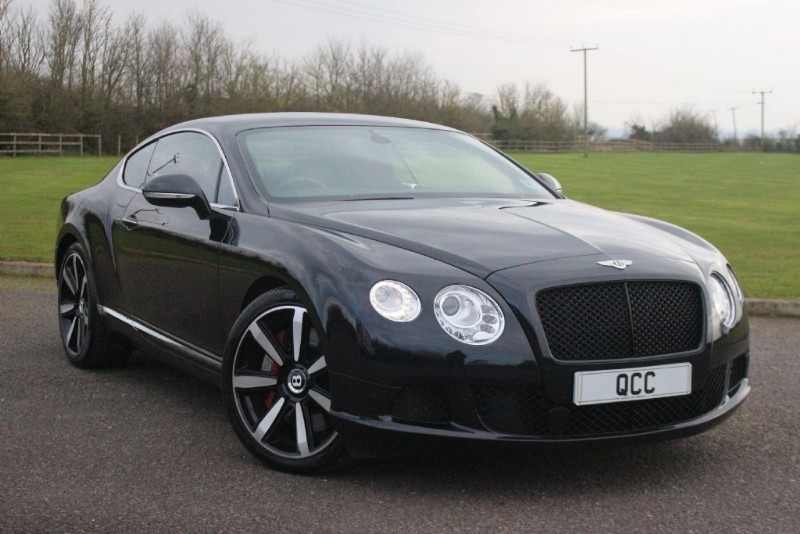 used Bentley Continental GT MULLINER DRIVING SPEC MDS in essex-for-sale
