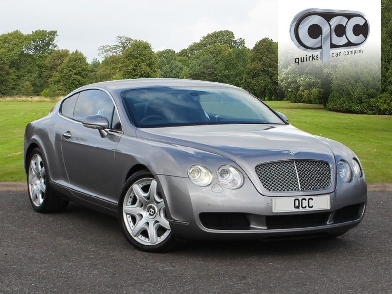 used Bentley Continental GT MULLINER DRIVING SPEC in essex-for-sale