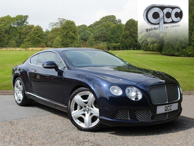 used Bentley Continental GT 6.0 MULLINER DRIVING SPEC in essex-for-sale