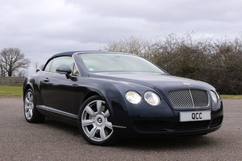 used Bentley Continental GTC W12 in essex-for-sale