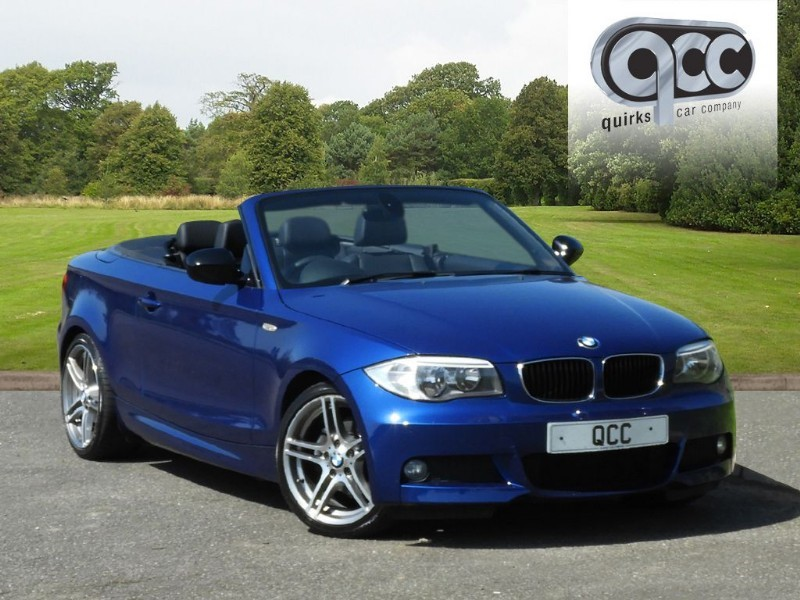 """used BMW 118i SPORT PLUS EDITION. 18"""" ALLOYS, HEATED SEATS. in essex-for-sale"""