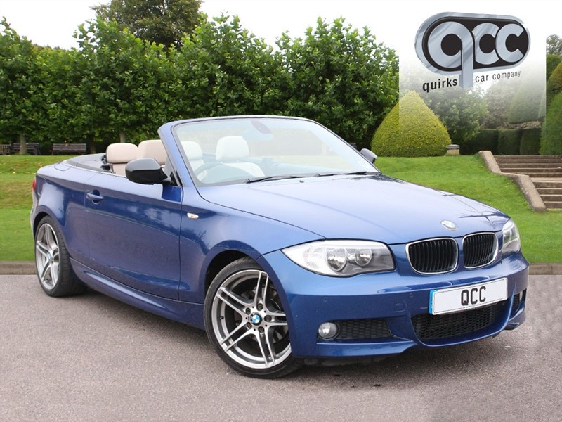 used BMW 118d SPORT PLUS EDITION in essex-for-sale