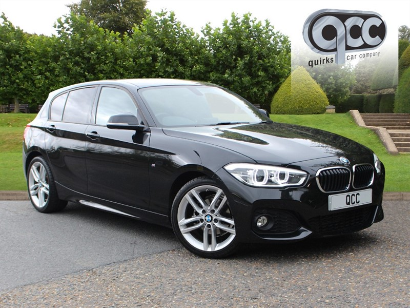 used BMW 118d M SPORT in essex-for-sale