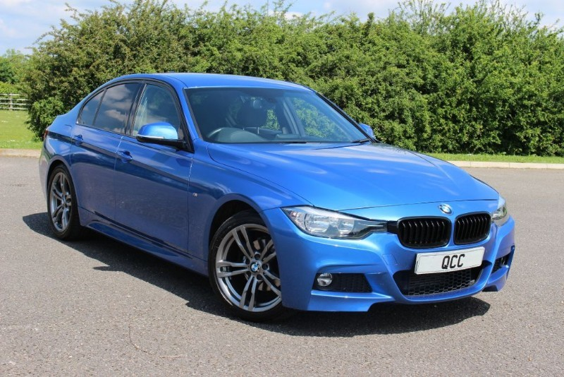 used BMW 318d M SPORT in essex-for-sale