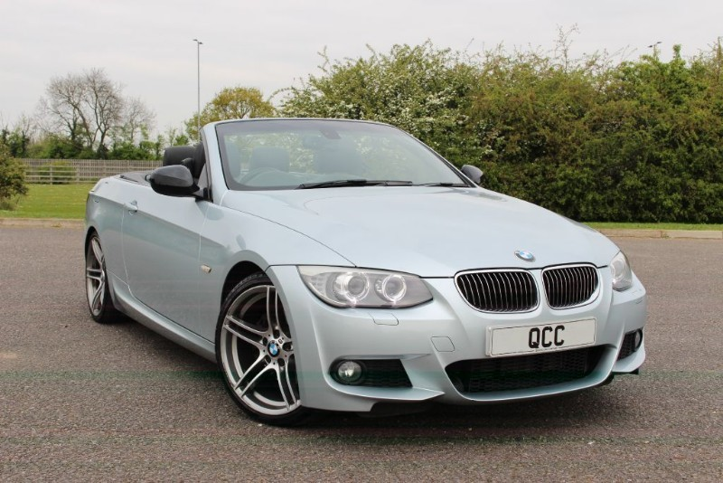 used BMW 320d SPORT PLUS EDITION in essex-for-sale