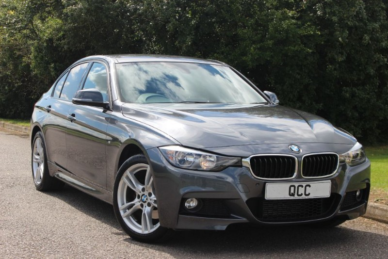 used BMW 320d XDRIVE M SPORT in essex-for-sale