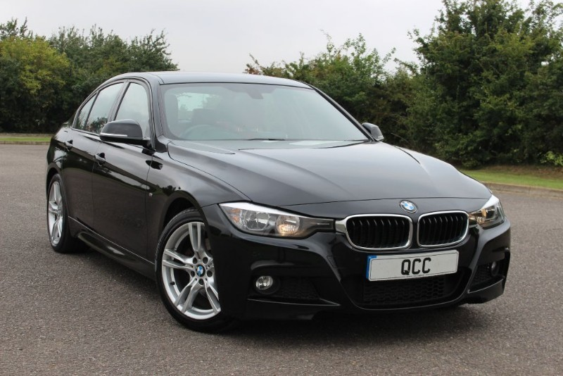 used BMW 330d M SPORT in essex-for-sale