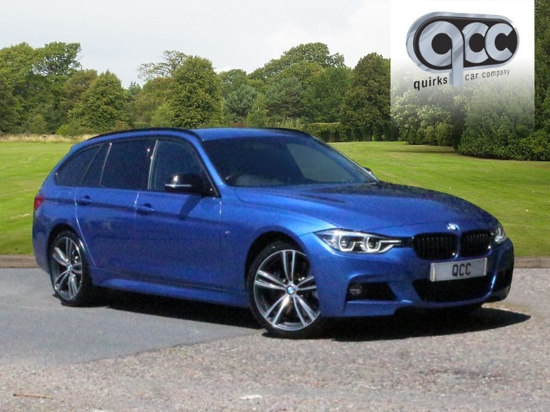 used BMW 335d XDRIVE M SPORT TOURING in essex-for-sale