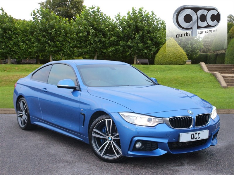 used BMW 420i M SPORT in essex-for-sale