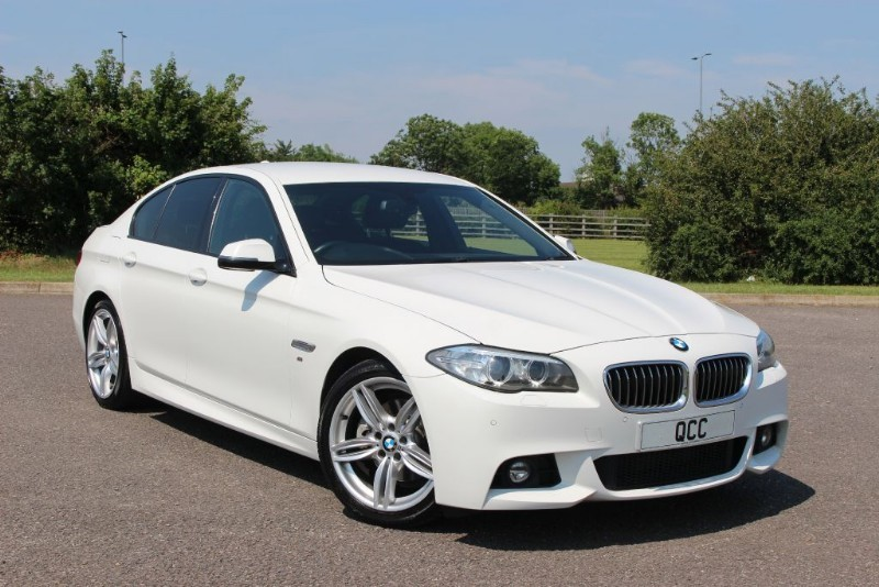used BMW 520d M SPORT in essex-for-sale