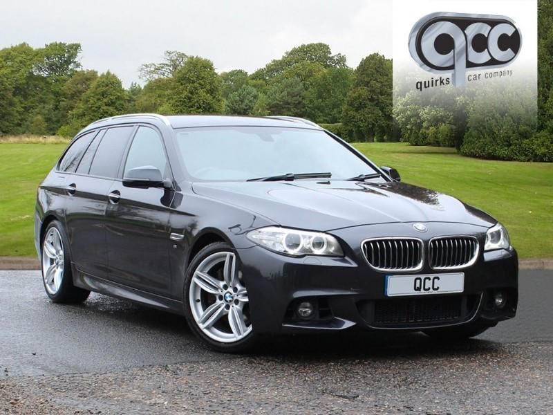 used BMW 535d M SPORT TOURING in essex-for-sale