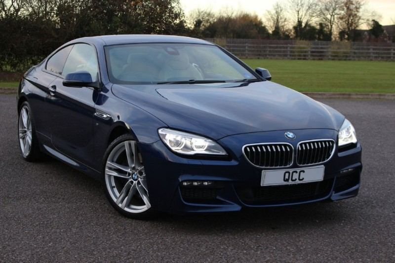 used BMW 640d M SPORT in essex-for-sale