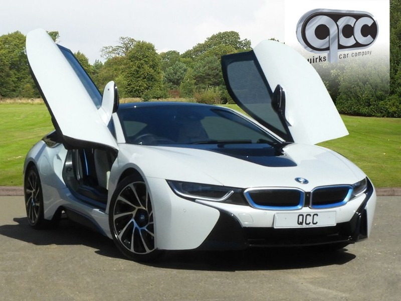 used BMW i8 I8 PURE IMPULSE DESIGN PACK in essex-for-sale