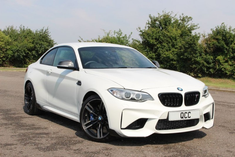 used BMW M2 DCT 2dr in essex-for-sale