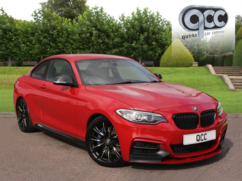used BMW M235i 3.0 in essex-for-sale