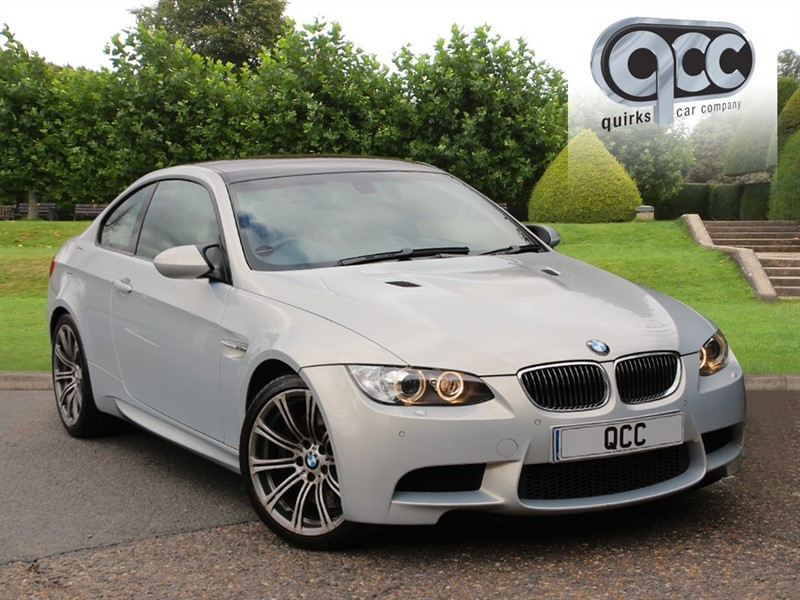 used BMW M3 DCT COUPE in essex-for-sale