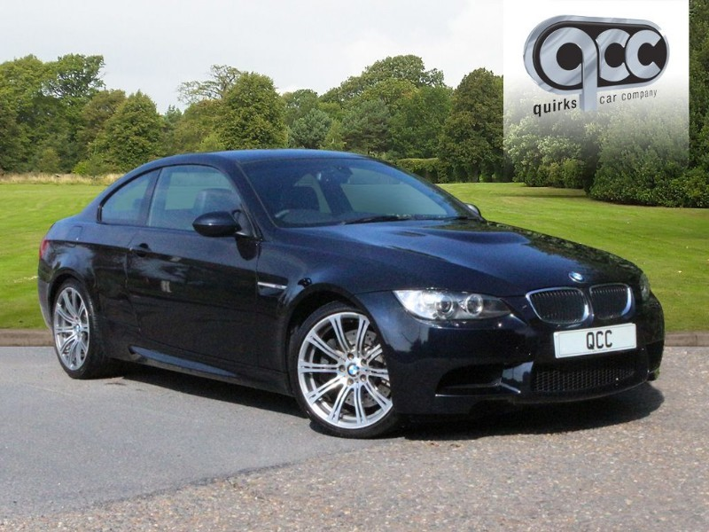 used BMW M3 4.0 V8 DCT COUPE in essex-for-sale