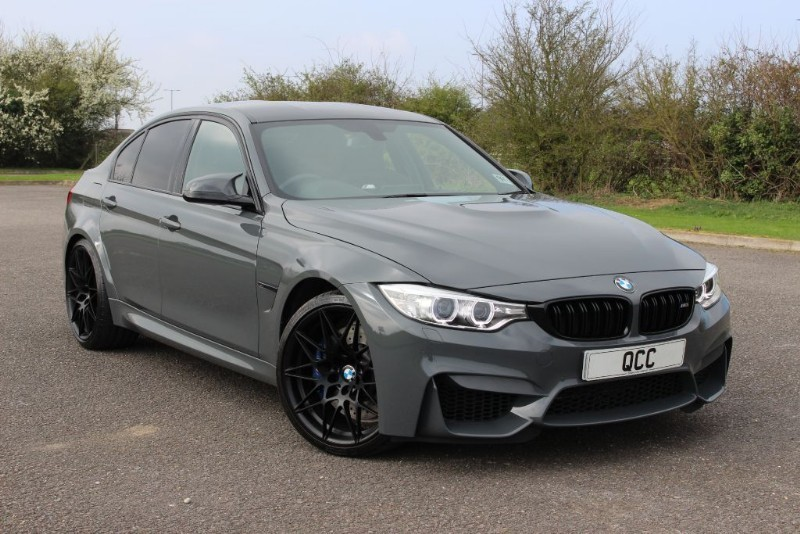 used BMW M3 COMPETITION PACKAGE DCT in essex-for-sale