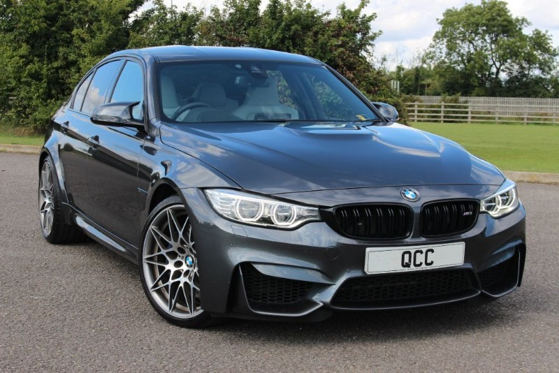 used BMW M3 DCT COMPETITION PACKAGE in essex-for-sale
