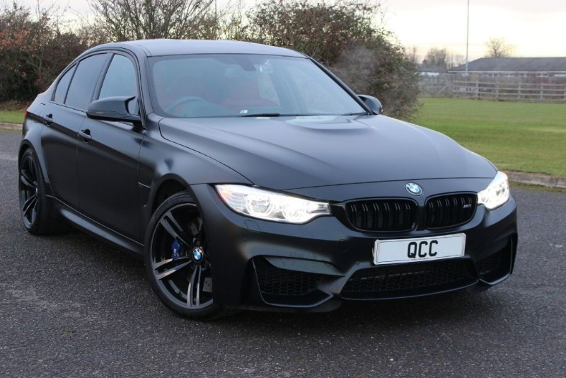 used BMW M3 DCT  in essex-for-sale