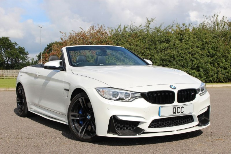used BMW M4 DCT 2dr in essex-for-sale