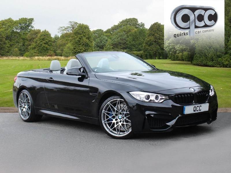 used BMW M4 COMPETITION PACKAGE DCT in essex-for-sale