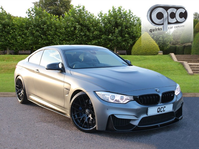 used BMW M4 M DCT in essex-for-sale