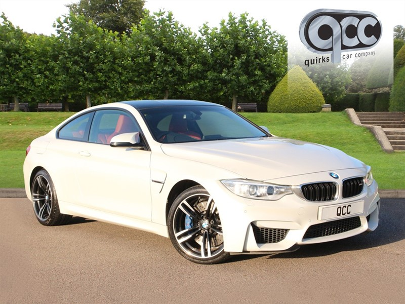 used BMW M4 COUPE DCT in essex-for-sale