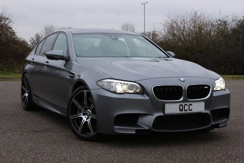 used BMW M5 DCT  in essex-for-sale