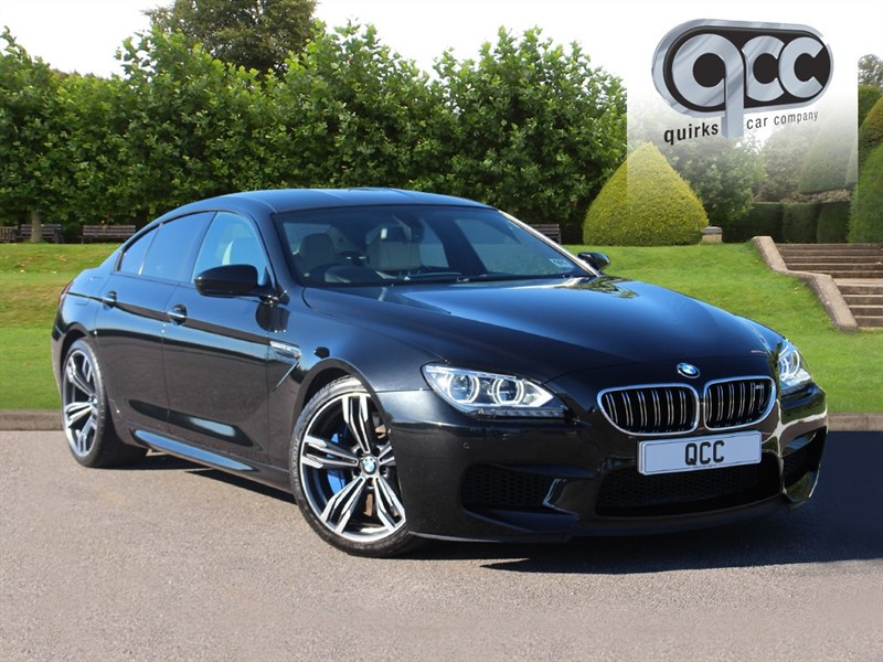 used BMW M6 GRAN COUPE DCT in essex-for-sale