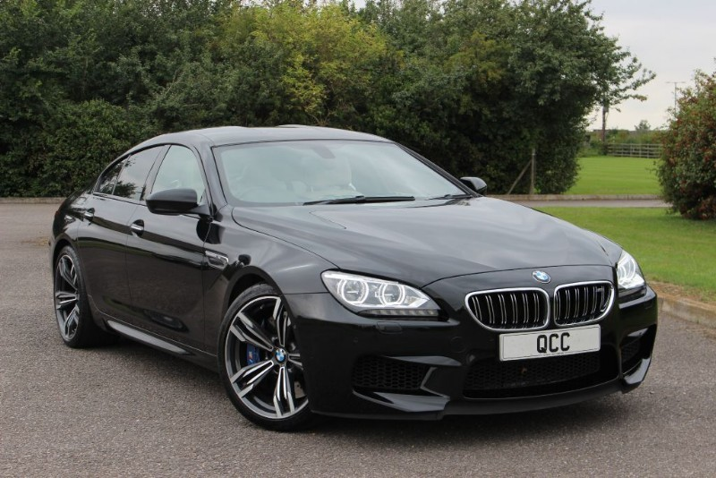 used BMW M6 GRAN COUPE in essex-for-sale