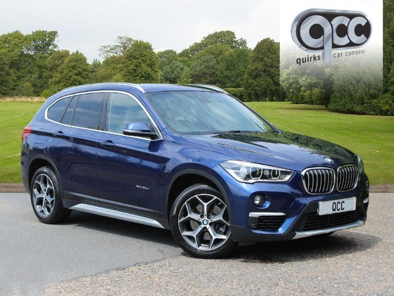 used BMW X1 XDRIVE20D XLINE NEW MODEL in essex-for-sale