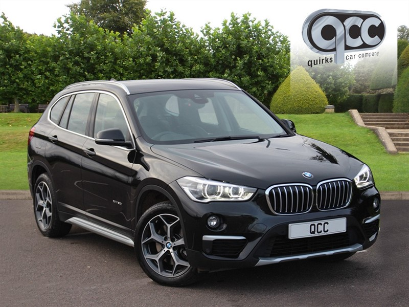 used BMW X1 XDRIVE 20i XLINE in essex-for-sale
