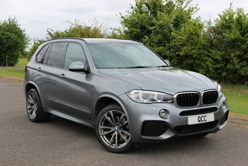 used BMW X5 XDRIVE40D M SPORT in essex-for-sale