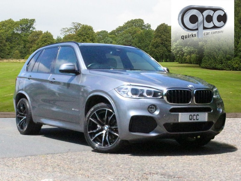 used BMW X5 XDRIVE30D M SPORT in essex-for-sale