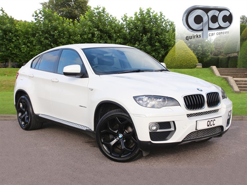 used BMW X6 30D xDRIVE in essex-for-sale