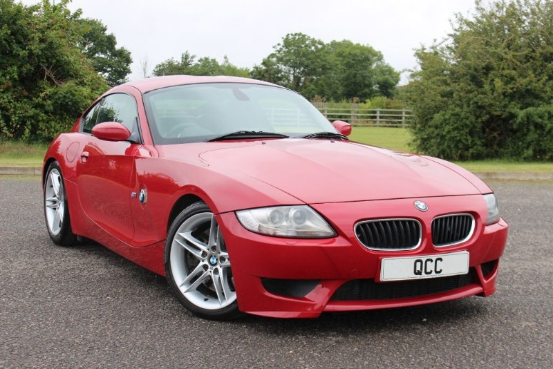 used BMW Z4 M COUPE in essex-for-sale