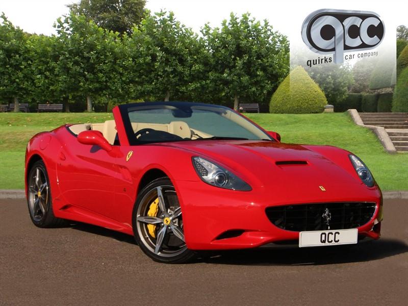 used Ferrari California EDITION 30 2DR 490 BHP in essex-for-sale