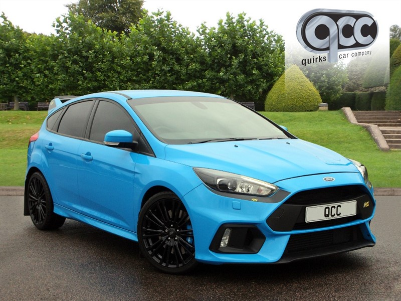 used Ford Focus RS in essex-for-sale