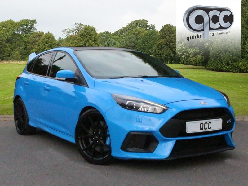 used Ford Focus RS SYNC III LUXURY PACK in essex-for-sale