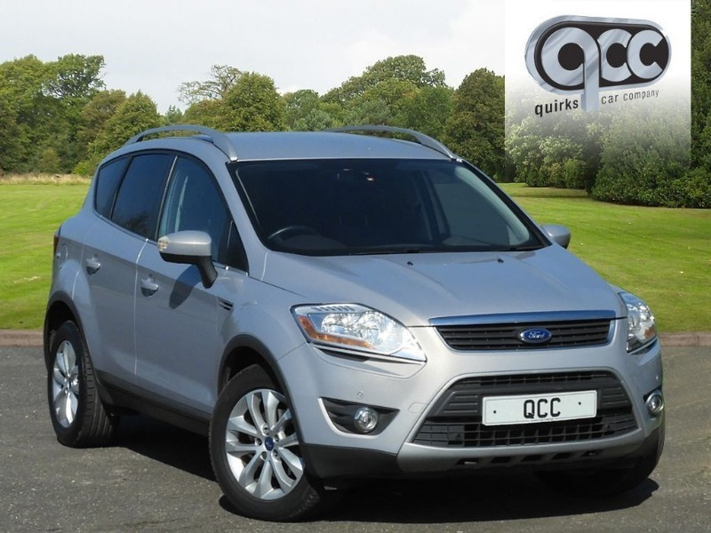 used Ford Kuga 4X4 in essex-for-sale