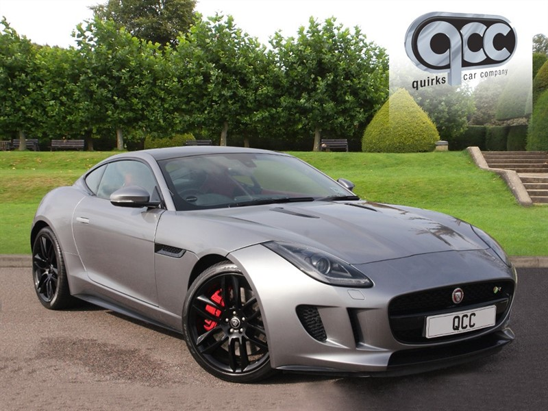 used Jaguar F-Type R 5.0 SUPERCHARGED in essex-for-sale