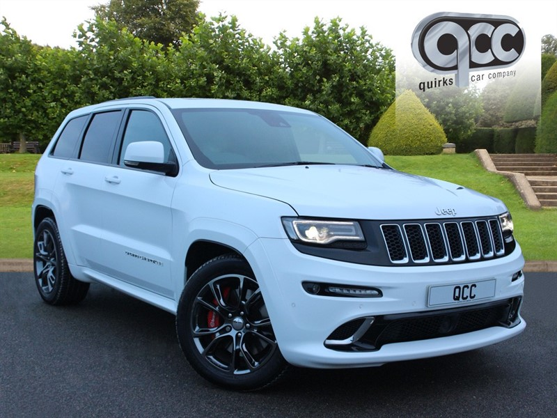 used Jeep Grand Cherokee HEMI SRT8 in essex-for-sale