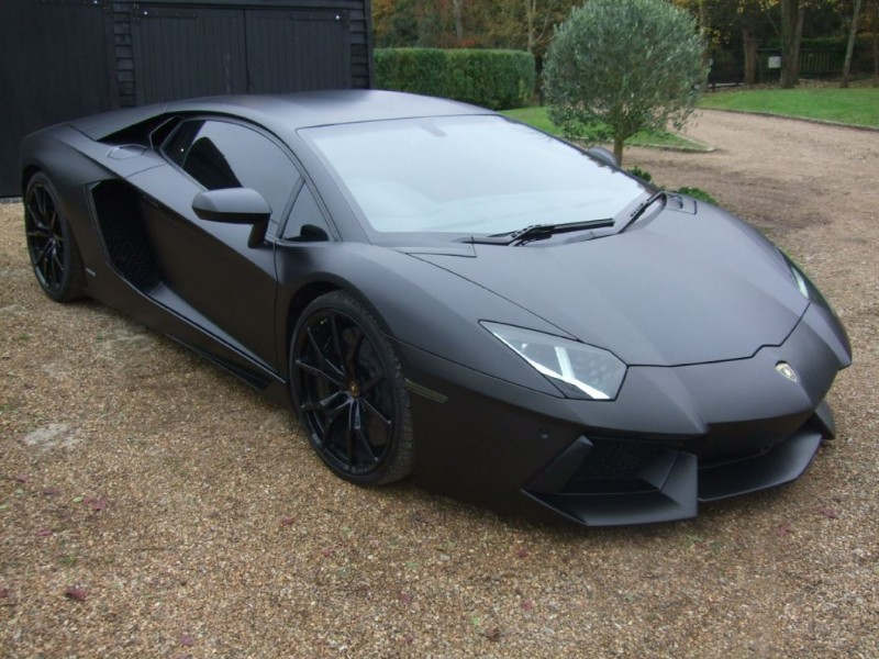 used Lamborghini Aventador V12 LP 700-4 4WD 2DR in essex-for-sale