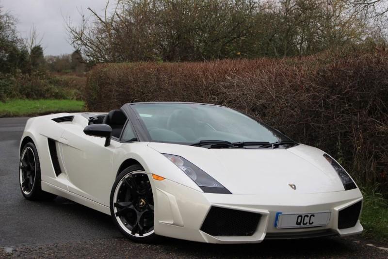 Lamborghini Gallardo V10 Spyder Quirks Car Company