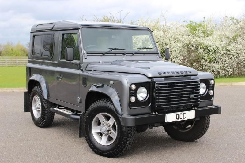 used Land Rover Defender 90 TD LANDMARK in essex-for-sale